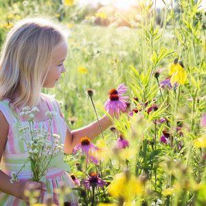 Kids Need More Green, Less Screen